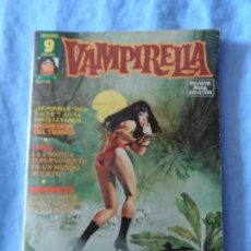Cómics: VAMPIRELLA Nº 8 EDITORIAL GARBO. Lote 255424505