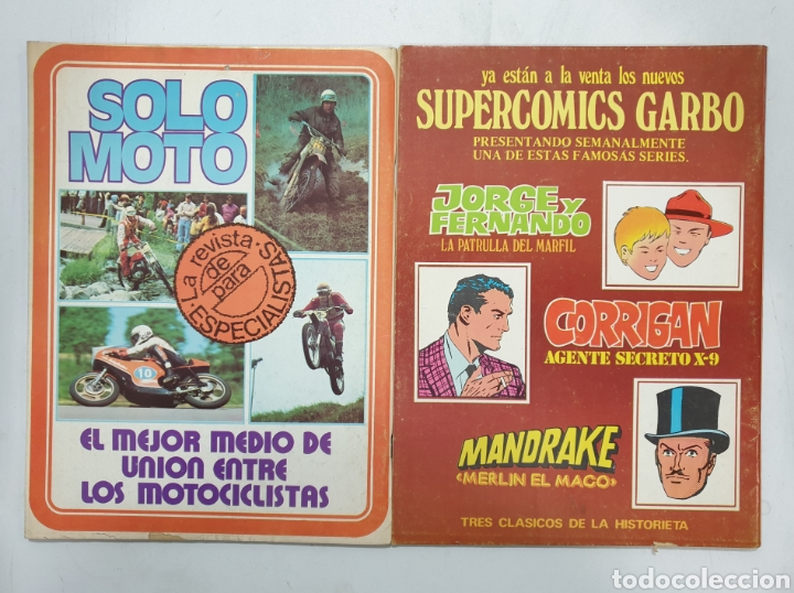 Cómics: VAMPIRELLA NÚMEROS 20 Y 21. GARBO EDITORIAL - Foto 2 - 259996075