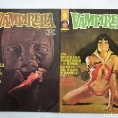 Cómics: VAMPIRELLA NÚMEROS 20 Y 21. GARBO EDITORIAL. Lote 259996075