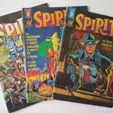 Cómics: SPIRIT 1, 2 Y 3. Lote 260353835