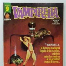 Cómics: COMIC VAMPIRELLA Nº 25 - REVISTA PARA ADULTOS - GARBO EDITORIAL - 1976 - TERROR. Lote 260716075