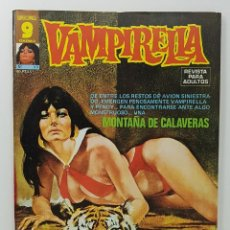 Cómics: COMIC VAMPIRELLA Nº 23 - REVISTA PARA ADULTOS - GARBO EDITORIAL - 1974/78 - TERROR. Lote 260719245