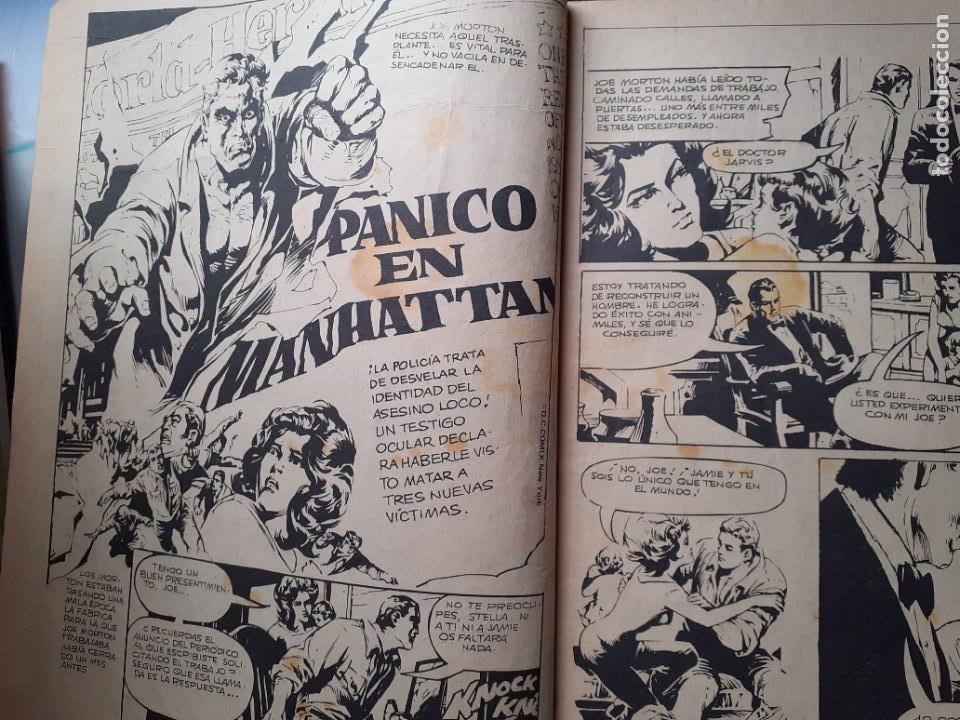 Cómics: RUFUS-RELATOS GRÁFICOS DE TERROR Y SUSPENSE- Nº 55 -1977-AL WILLIAMSON-ALCALÁ-CORRECTO-DIFÍCIL-4673 - Foto 7 - 260815450