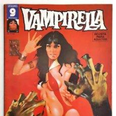 Cómics: COMIC VAMPIRELLA Nº 37 EDITORIAL GARBO - RELATOS GRAFICOS DE TERROR - COMIC PARA ADULTOS - 1978. Lote 261233380