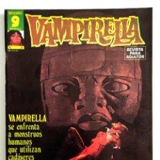 Cómics: COMIC VAMPIRELLA Nº 21 - REVISTA PARA ADULTOS - GARBO EDITORIAL - 1973 - TERROR. Lote 261614245