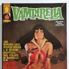 Cómics: COMIC VAMPIRELLA Nº 20 - REVISTA PARA ADULTOS - GARBO EDITORIAL - 1974/78 - TERROR. Lote 261614760