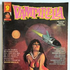 Cómics: COMIC VAMPIRELLA Nº 14 - REVISTA PARA ADULTOS - GARBO EDITORIAL - 1974/78 - TERROR. Lote 261616620