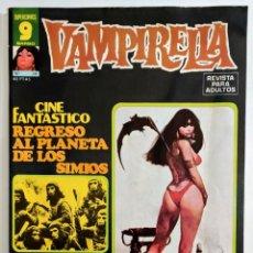 Cómics: COMIC VAMPIRELLA Nº 28 - REVISTA PARA ADULTOS - GARBO EDITORIAL - 1974/78 - TERROR. Lote 261617575