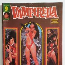 Cómics: COMIC VAMPIRELLA Nº 27 - REVISTA PARA ADULTOS - GARBO EDITORIAL - 1974/78 - TERROR. Lote 261617805