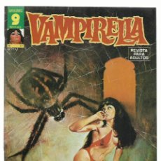 Fumetti: VAMPIRELLA 17, 1975, GARBO, MUY BUEN ESTADO. Lote 262653865
