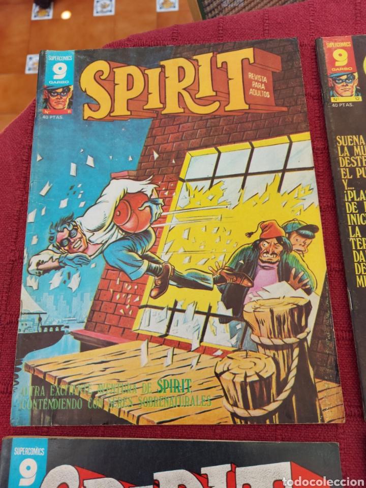 Cómics: SPIRIT SUPERCOMICS GARBO REVISTA PARA ADULTOS-WILL EISNER - Foto 4 - 266089338
