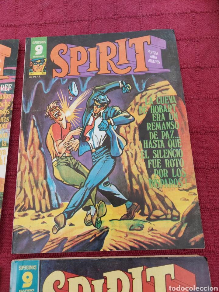 Cómics: SPIRIT SUPERCOMICS GARBO REVISTA PARA ADULTOS-WILL EISNER - Foto 7 - 266089338