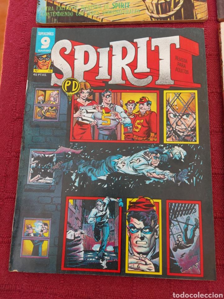 Cómics: SPIRIT SUPERCOMICS GARBO REVISTA PARA ADULTOS-WILL EISNER - Foto 8 - 266089338