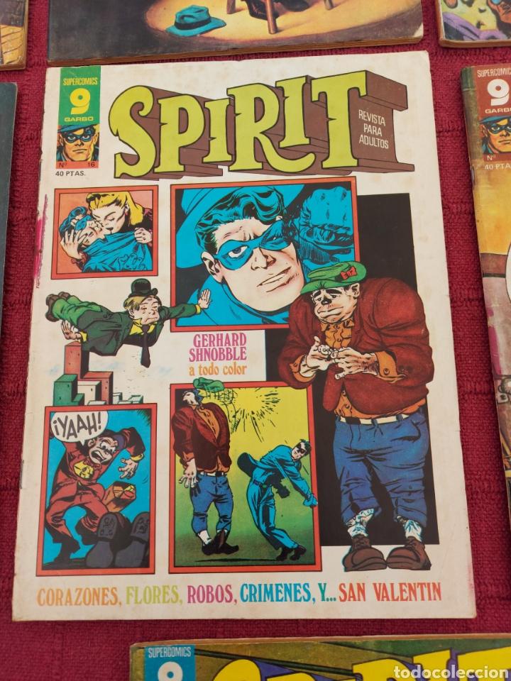 Cómics: SPIRIT SUPERCOMICS GARBO REVISTA PARA ADULTOS-WILL EISNER - Foto 9 - 266089338