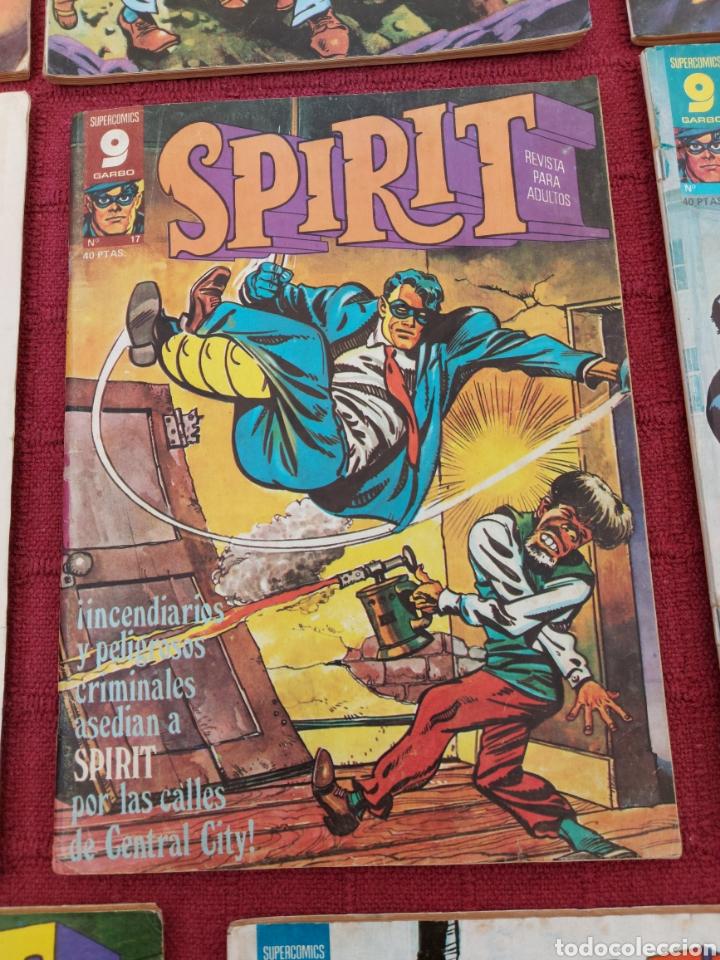 Cómics: SPIRIT SUPERCOMICS GARBO REVISTA PARA ADULTOS-WILL EISNER - Foto 10 - 266089338