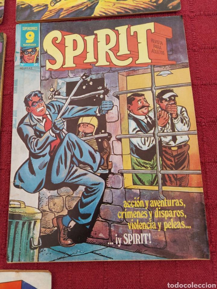 Cómics: SPIRIT SUPERCOMICS GARBO REVISTA PARA ADULTOS-WILL EISNER - Foto 11 - 266089338