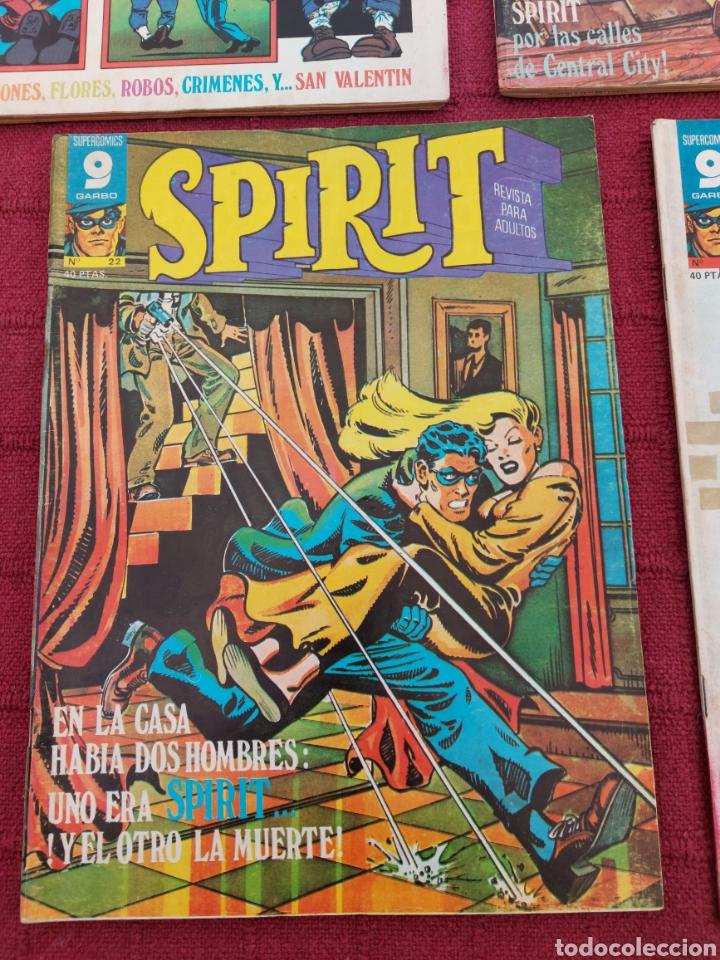Cómics: SPIRIT SUPERCOMICS GARBO REVISTA PARA ADULTOS-WILL EISNER - Foto 12 - 266089338