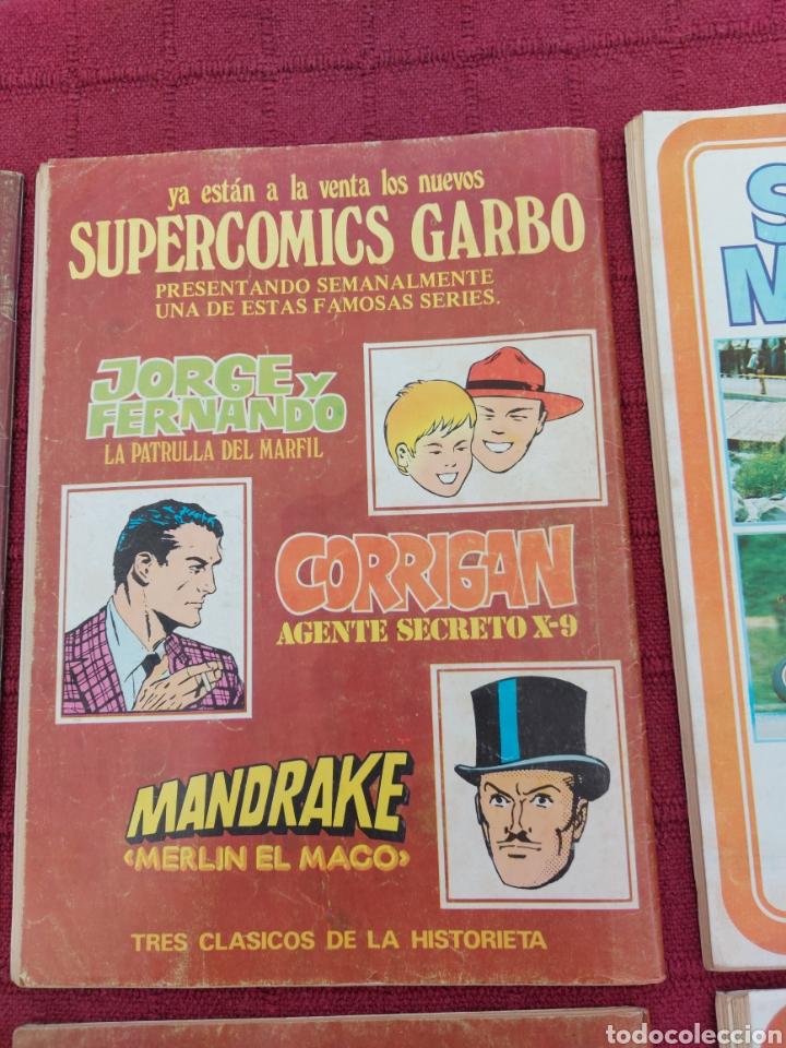 Cómics: SPIRIT SUPERCOMICS GARBO REVISTA PARA ADULTOS-WILL EISNER - Foto 17 - 266089338