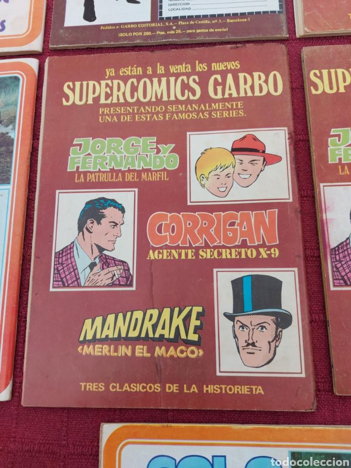 Cómics: SPIRIT SUPERCOMICS GARBO REVISTA PARA ADULTOS-WILL EISNER - Foto 20 - 266089338