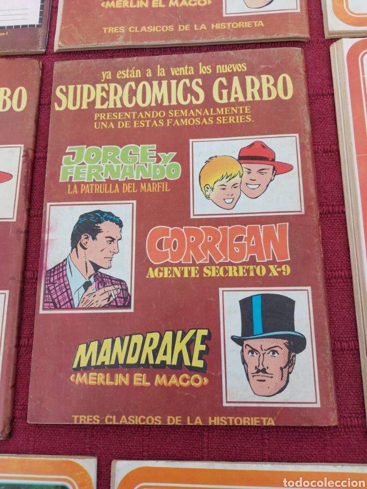 Cómics: SPIRIT SUPERCOMICS GARBO REVISTA PARA ADULTOS-WILL EISNER - Foto 21 - 266089338