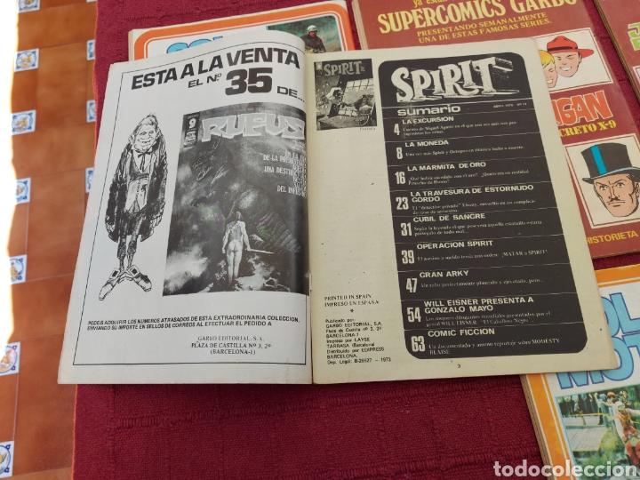 Cómics: SPIRIT SUPERCOMICS GARBO REVISTA PARA ADULTOS-WILL EISNER - Foto 29 - 266089338