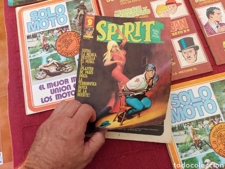 Cómics: SPIRIT SUPERCOMICS GARBO REVISTA PARA ADULTOS-WILL EISNER - Foto 30 - 266089338