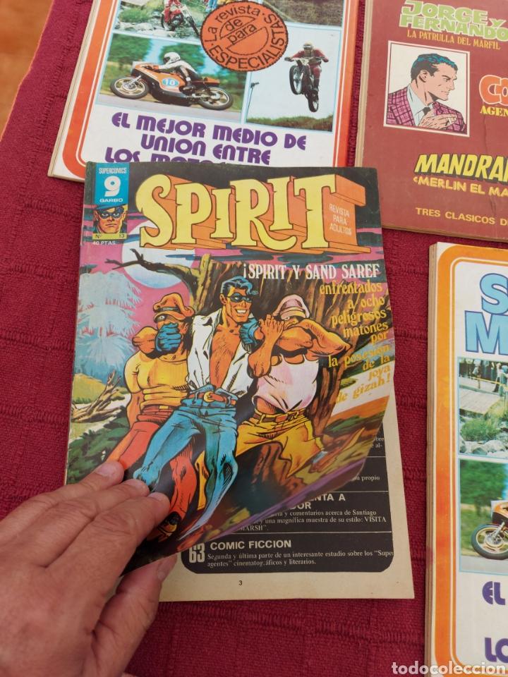 Cómics: SPIRIT SUPERCOMICS GARBO REVISTA PARA ADULTOS-WILL EISNER - Foto 32 - 266089338