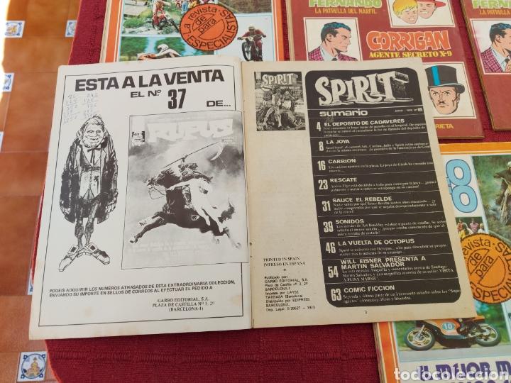 Cómics: SPIRIT SUPERCOMICS GARBO REVISTA PARA ADULTOS-WILL EISNER - Foto 34 - 266089338