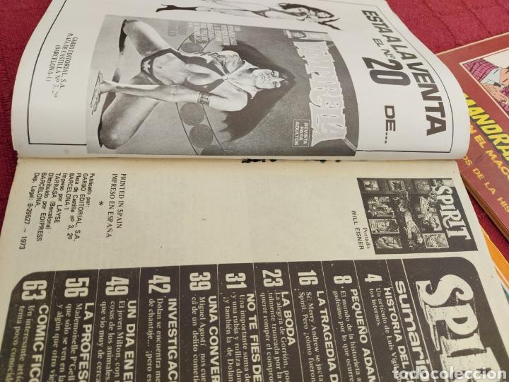 Cómics: SPIRIT SUPERCOMICS GARBO REVISTA PARA ADULTOS-WILL EISNER - Foto 36 - 266089338