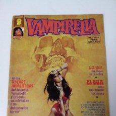 Comics : COMIC VAMPIRELLA Nº 5 ARENAS MORTIFERAS. Lote 266335378