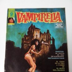 Comics : COMIC VAMPIRELLA Nº 11 VIAJE SIN RETORNO. Lote 266335453