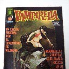 Comics : COMIC VAMPIRELLA Nº 34 UN ASESINO MERODEA POR EL CEMENTERIO DE WILWOOD. Lote 266335538