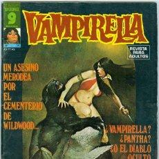 Cómics: GARBO. VAMPIRELLA. 34.. Lote 266695083