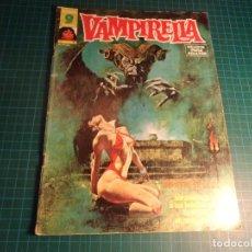 Cómics: VAMPIRELLA. Nº 6. GARBO.. Lote 267473709