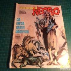 Cómics: DOSSIER NEGRO. Nº 57. IBERO MUNDIAL. CON SEÑALES DE USO.. Lote 267474769