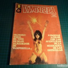 Comics : VAMPIRELLA. Nº 31. GARBO. Lote 267476384