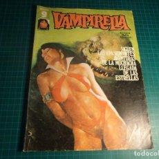 Comics : VAMPIRELLA. Nº 36. GARBO. Lote 267476429