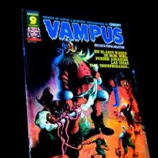Cómics: MUY BUEN ESTADO VAMPUS 75 SUPERCOMICS GARBO. Lote 270681378