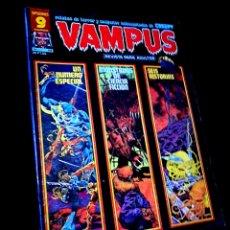 Cómics: MUY BUEN ESTADO VAMPUS 68 SUPERCOMICS GARBO. Lote 270681508