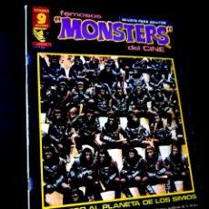 Cómics: MUY BUEN ESTADO MONSTERS 12 SUPERCOMICS GARBO. Lote 270681938