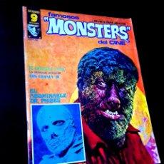 Cómics: MUY BUEN ESTADO MONSTERS 4 SUPERCOMICS GARBO. Lote 270682048