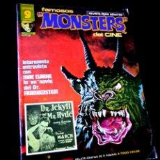 Cómics: MUY BUEN ESTADO MONSTERS 6 SUPERCOMICS GARBO. Lote 270682133