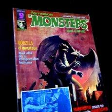 Cómics: MUY BUEN ESTADO MONSTERS 7 SUPERCOMICS GARBO. Lote 270682328