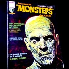 Cómics: MUY BUEN ESTADO MONSTERS 3 SUPERCOMICS GARBO. Lote 270682458
