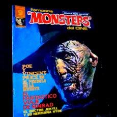 Cómics: MUY BUEN ESTADO MONSTERS 17 SUPERCOMICS GARBO. Lote 270682548