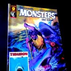 Cómics: MUY BUEN ESTADO MONSTERS 22 SUPERCOMICS GARBO. Lote 270682758