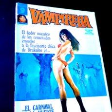 Cómics: VAMPIRESA 6 NORMAL ESTADO SUPERCOMICS GARBO. Lote 270684833