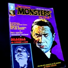 Cómics: MUY BUEN ESTADO MONSTERS 1 SUPERCOMICS GARBO. Lote 270686598