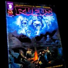 Cómics: MUY BUEN ESTADO RUFUS 44 SUPERCOMICS GARBO. Lote 270690658