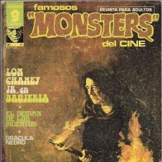 Cómics: GARBO. FAMOSOS MONSTERS DEL CINE. 11.. Lote 271192458
